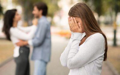 Nevěra jak se s ní vyrovnat a příčiny (krok za krokem)