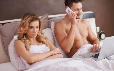 Partner si mě neváží nevšímá nevěnuje se mi (řešení)