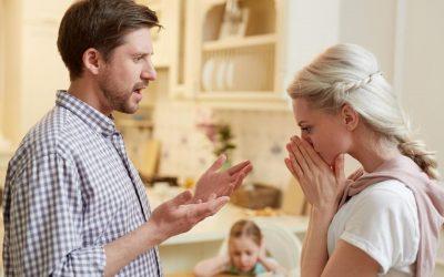 Hádky podrobný návod jak je zvládat a zlepšit vztah